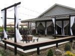 The Inn at Deer Creek Winery Deck