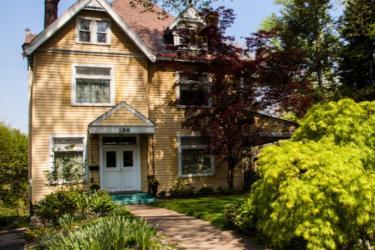 Mellor House Exterior View