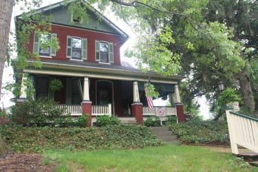 Amanda Gish House Exterior
