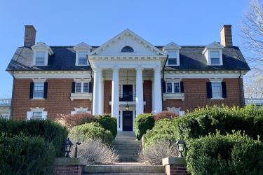Mercersburg Inn Exterior