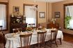 The heart of our B&B, the Dining room